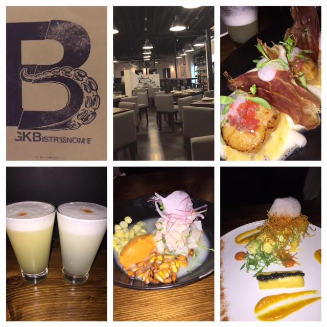 GK Bistronomie :: Miami -SHANEA SAVOURS :: TOR//MIA//NYC