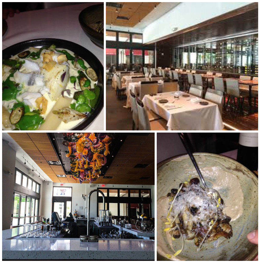 Piripi Restaurant Coral Gables Miami Shanea Savours