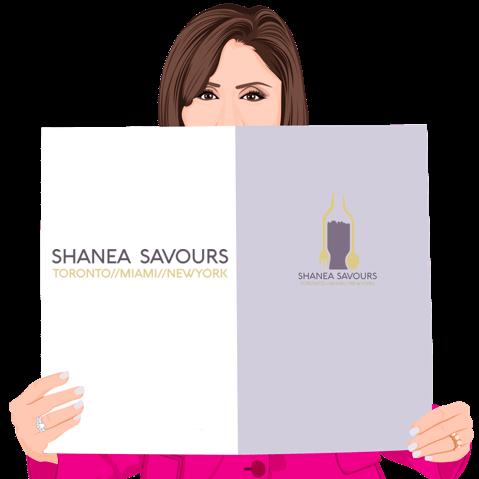 SHANEA SAVOURS :: TOR//MIA//NYC